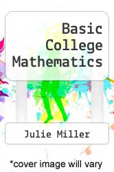 Cover of Basic College Mathematics 2 (ISBN 978-0073406114)