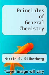 Cover of Principles of General Chemistry 2 (ISBN 978-0073511085)