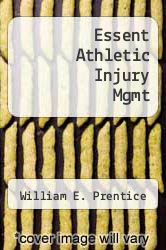 Cover of Essent Athletic Injury Mgmt 7 (ISBN 978-0073523613)