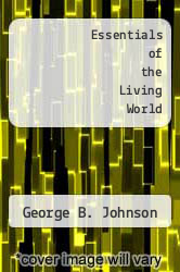Cover of Essentials of the Living World 2 (ISBN 978-0073525426)