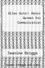 cover of Alles Gute!: Basic German for Communication (3rd edition)