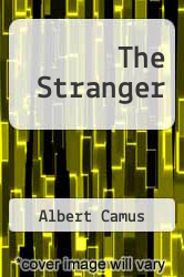 Cover of The Stranger EDITIONDESC (ISBN 978-0075478126)