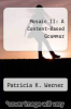 cover of Mosaic II : A Content-Based Grammar (2nd edition)