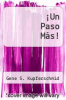 cover of Un Paso Mas! (1st edition)