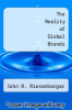 cover of The Reality of Global Brands