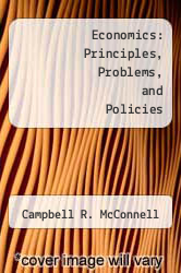 Cover of Economics: Principles, Problems, and Policies 19 (ISBN 978-0077441609)
