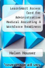 cover of LearnSmart Access Card for Administrative Medical Assisting A Workforce Readiness Approach (1st edition)