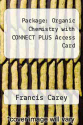 Cover of Package: Organic Chemistry with CONNECT PLUS Access Card 9 (ISBN 978-0077774639)