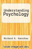 cover of Understanding Psychology