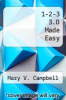 cover of 1-2-3 3.0 Made Easy (2nd edition)