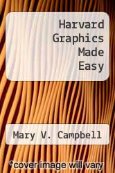 Cover of Harvard Graphics Made Easy EDITIONDESC (ISBN 978-0078816161)