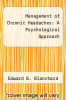 cover of Management of Chronic Headaches: A Psychological Approach