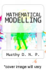cover of MATHEMATICAL MODELLING