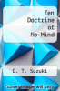 cover of Zen Doctrine of No-Mind