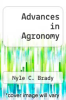 cover of Advances in Agronomy