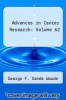 cover of Advances in Cancer Research: Volume 62