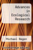 cover of Advances in Ecological Research