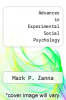 cover of Advances in Experimental Social Psychology