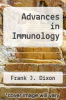 cover of Advances in Immunology