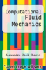 cover of Computational Fluid Mechanics