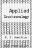 cover of Applied Geochronology