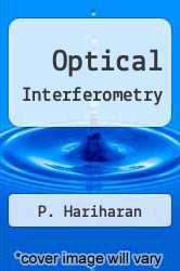 Cover of Optical Interferometry EDITIONDESC (ISBN 978-0123252203)