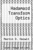 cover of Hadamard Transform Optics