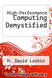 Cover of High-Performance Computing Demystified EDITIONDESC (ISBN 978-0124558250)