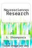 cover of Neurosciences Research