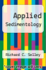 cover of Applied Sedimentology (3rd edition)