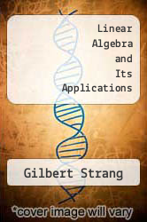 Cover of Linear Algebra and Its Applications 2 (ISBN 978-0126736601)