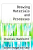 cover of Brewing Materials and Processes
