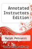 cover of Annotated Instructors Edition (8th edition)