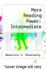 cover of More Reading Power: Intermediate