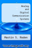cover of Analog and Digital Communication Systems (2nd edition)