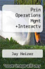 cover of Prin Operations Mgmt +Interactv (4th edition)