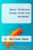 cover of Basic Chemistry (Study Guide and Workbook) (6th edition)