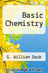 Cover of Basic Chemistry 6 (ISBN 978-0130609632)