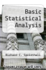 cover of Basic Statistical Analysis (3rd edition)