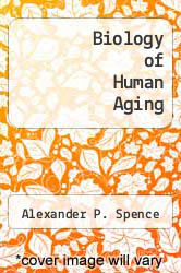 Cover of Biology of Human Aging EDITIONDESC (ISBN 978-0130798237)
