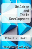 cover of Children and Their Development
