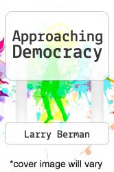 Cover of Approaching Democracy 3 (ISBN 978-0130871114)