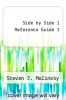 cover of Side by Side 1 Reference Guide 1 (3rd edition)
