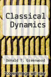 Cover of Classical Dynamics EDITIONDESC (ISBN 978-0131360365)