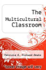 cover of The Multicultural Classroom (2nd edition)