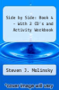 cover of Side by Side: Book 4 - With 2 CD`s and Activity Workbook (3rd edition)