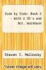 cover of Side by Side : Book 2 - With 2 CD`s and Act. Workbook (3rd edition)