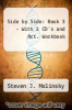 cover of Side by Side : Book 3 - With 2 CD`s and Act. Workbook (3rd edition)