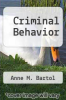 cover of Criminal Behavior (2nd edition)