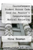 cover of CourseCompass Student Access Code Card for Pearson`s Comprehensive Medical Assisting (2nd edition)